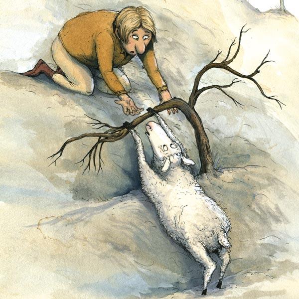 Det förlorade fåret